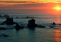 Atardecer-en-Playa-del-Silencio